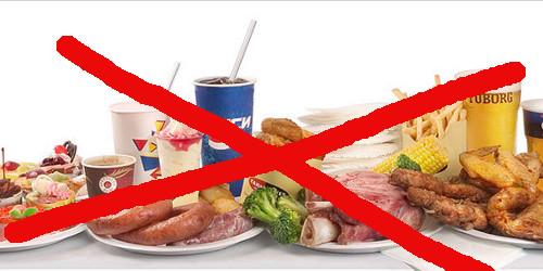 Самые безопасные продукты питания