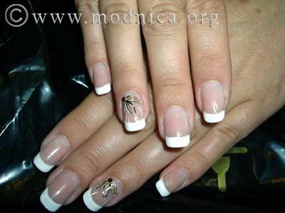рисунки на ногтях в картинках:
