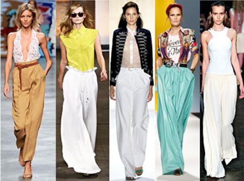 Весна 2012 мода тенденции моды на весну