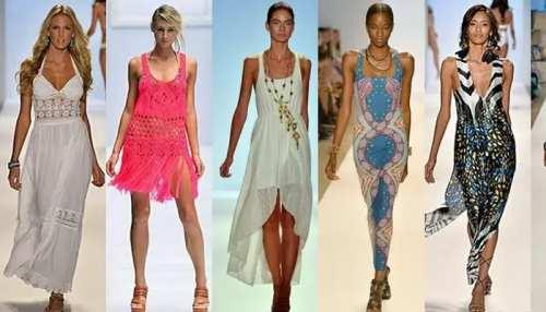 Летние платья и сарафаны 2015 выкройка