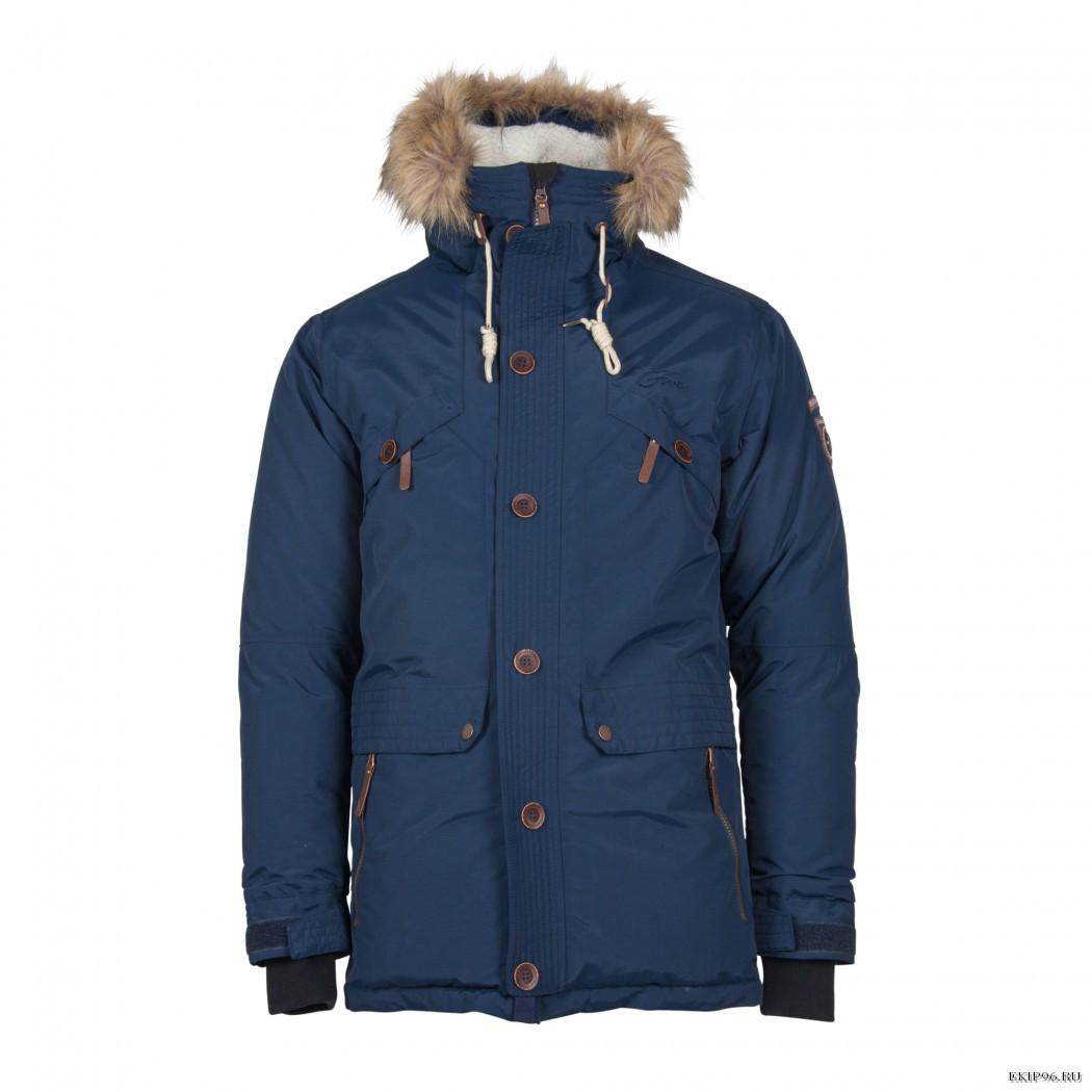 Зимнии Куртки Парки